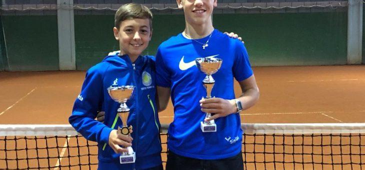 Torneo giovanile di Merano – in due categorie la vittoria va alla Tennis Academy
