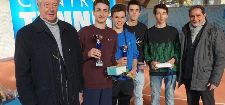 Trofeo Re Laurino – I risultati delle finali