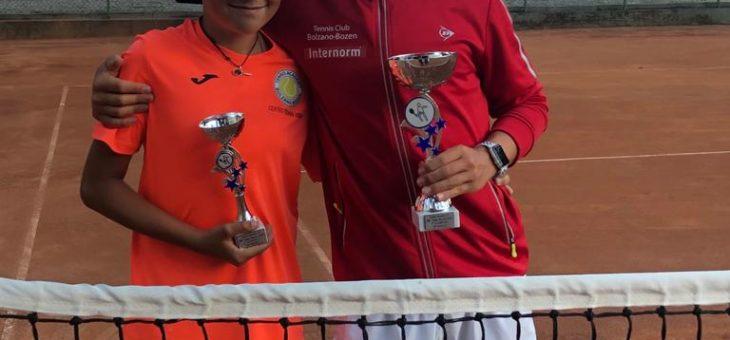 Torneo Giovanile di Merano, vittoria per Padovani e secondo posto per Lechner