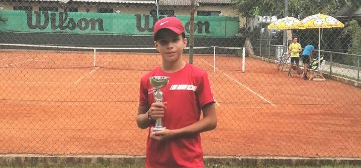 Torneo Giovanile di Lana, Gianluca Gobbato vince la categoria U12