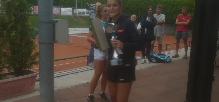 Anna Costaperaria vince il torneo di Termeno