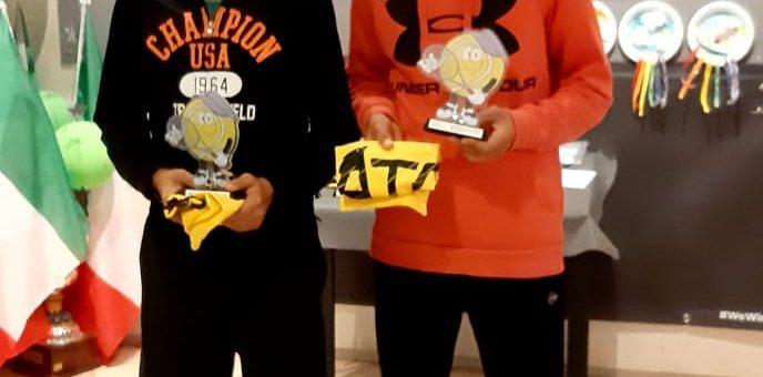 Bacher vince il Torneo Rodeo U14 di Trento